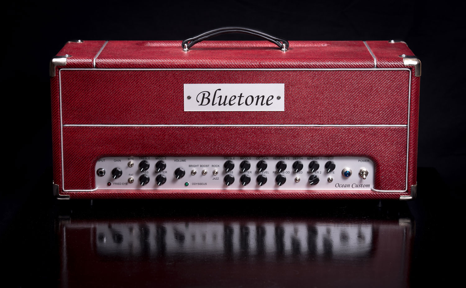 Bluetone-Ocean-Custom-Head-Red-tweed-Front-20-6-2017