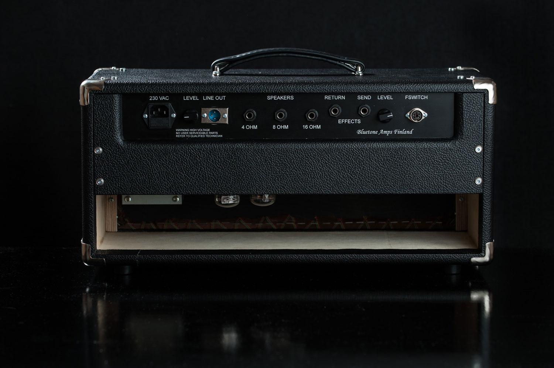 Odysseus – Bluetone Custom Amplifiers