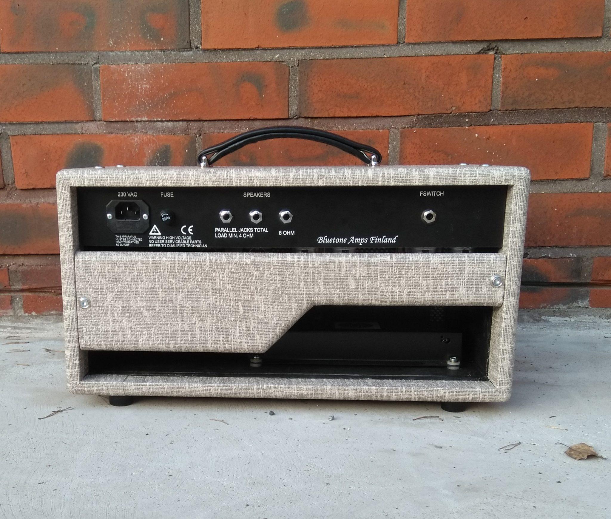 Shadows Ten – Bluetone Custom Amplifiers